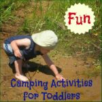 Fun Camping Activities for Toddlers