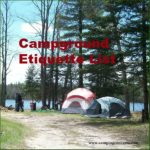 Campground Etiquette List – 13 Unwritten Camping Rules