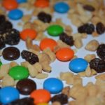 trail mix - easy camping snacks kids love for hiking