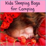 Cool Kids Sleeping Bags for Camping