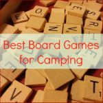 Best board games for camping