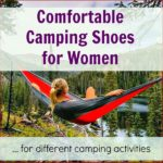 Comfortable Camping Shoes for Women