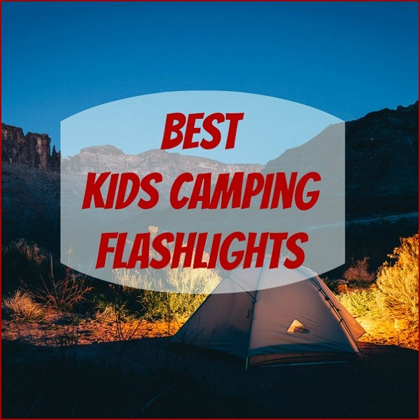 Kids Camping Flashlights